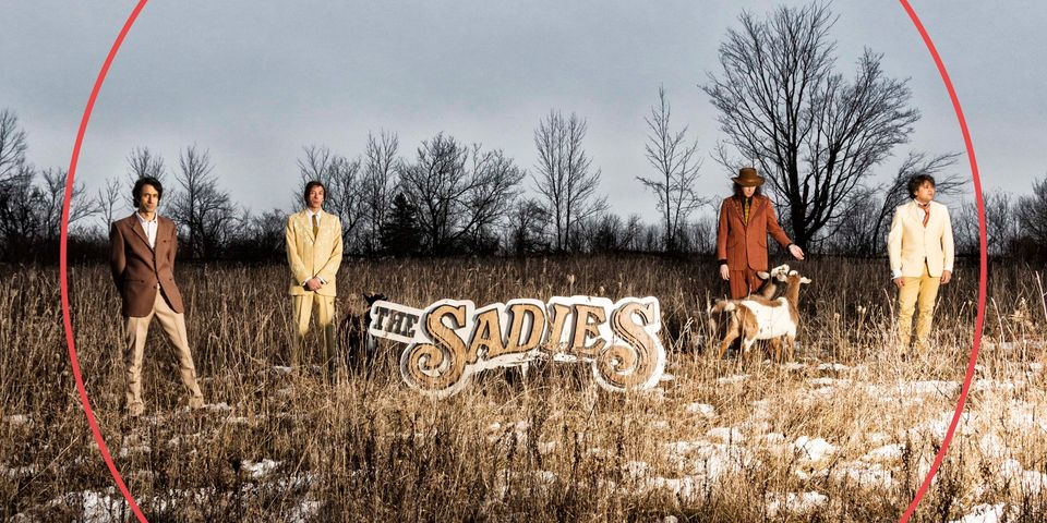 The Sadies at Kafe Antzokia on 11/17/2021