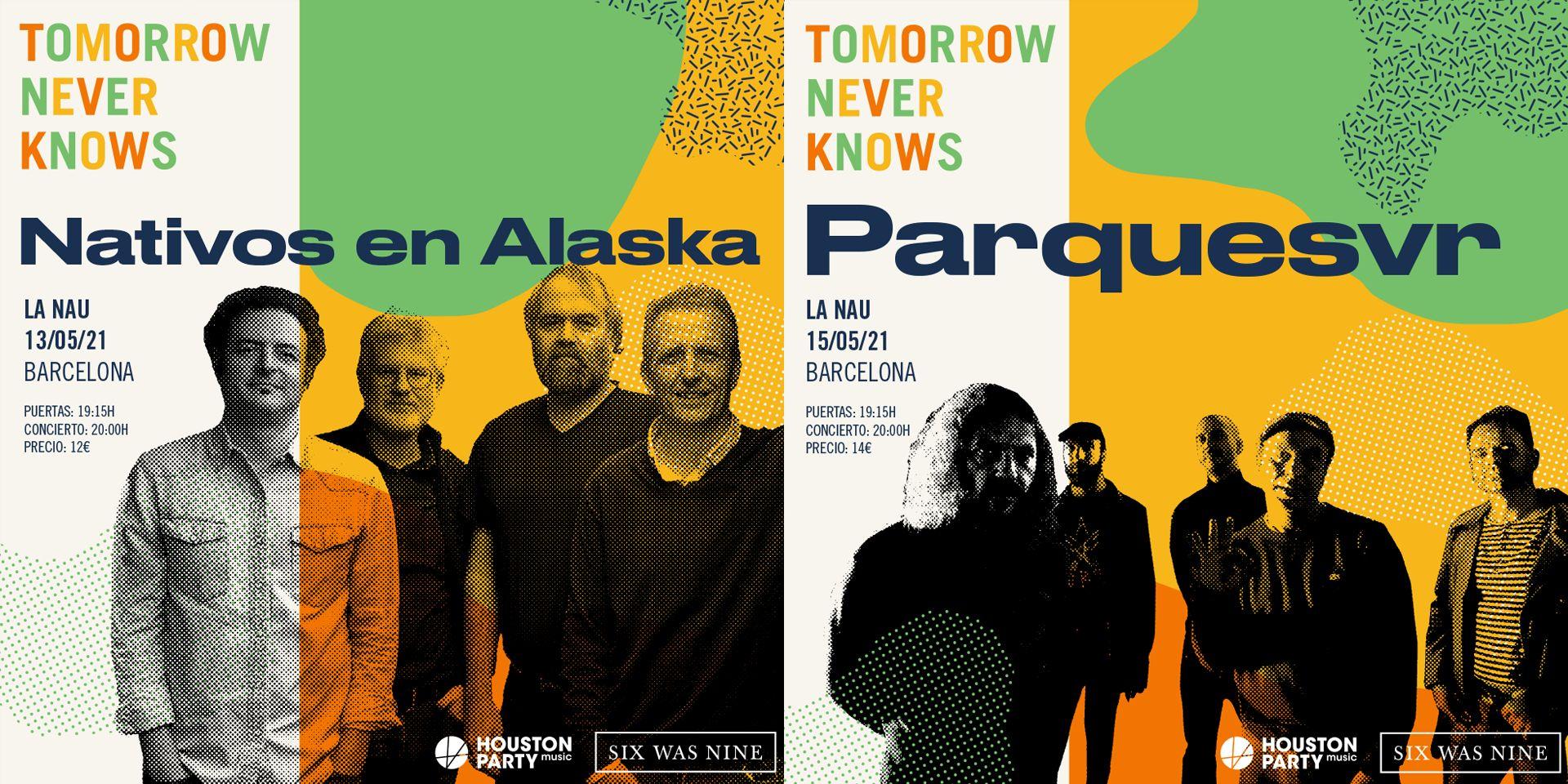 Nativos en Alaska y Parquesvr, próximas citas del ciclo Tomorrow Never Knows