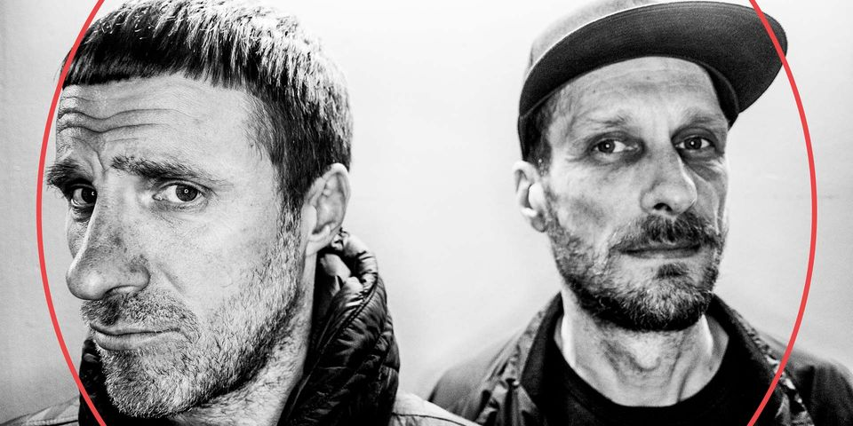 Sleaford Mods at Razzmatazz on 10/24/2021